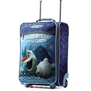 Disney | FROZEN Olaf Suitcase